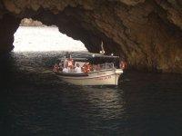 Paseo en el barco en Gerona