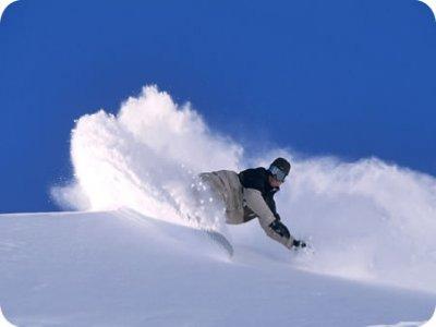 Escuela de Esqui Sierra de Madrid Snowboard