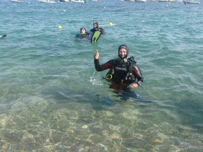 Marina Diving Barcelona