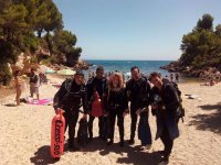 Students of the Open Water