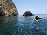 Ruta en kayak Costa de la Luz