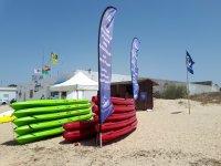 Kayaks en alquiler en la Costa de la Luz