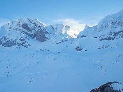 Candanchu Estaciones de Esquí