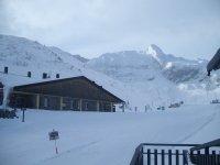 The empty slopes