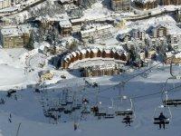 解除对滑雪缆车