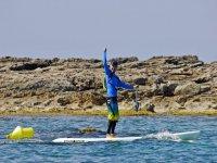 Deporte de agua muy divertido y completo