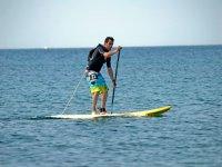 Paddle surf en Cabrera