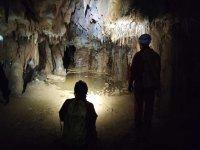 洞穴探险路线