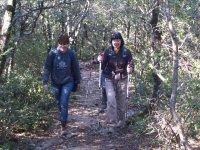 Travesías被加泰罗尼亚山自然公园