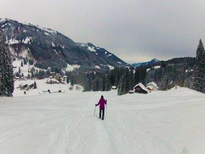 Cañón y Cañón Multiaventura Raquetas de Nieve