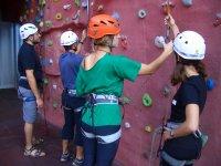 登山课程和Christenings