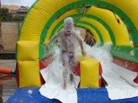 intalacion water playground