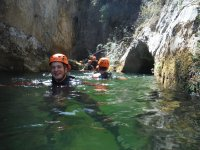 Canyoning in Teruel