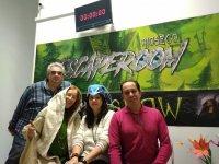 Visitantes escape room en Rioseco