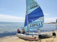 巴塞罗那帆船课程