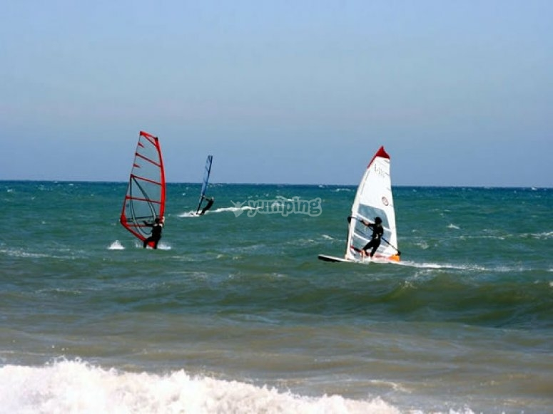 Windsurf ad Almería