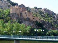 San Saturio en Soria