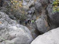 Barranco seco en Teruel