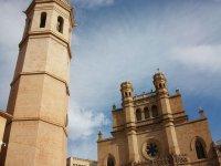 Torre de Fadri y catedral