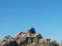 Escalada alta montaña