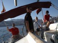 公司帆船赛