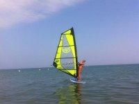 Windsurf en Torremolinos