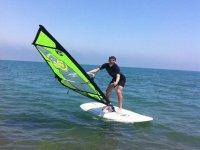 Windsurf en Malaga