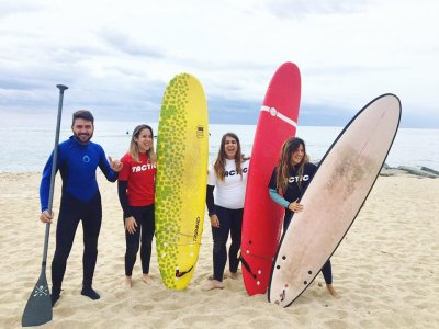 Maresme waves Paddle Surf