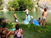 Lecciones de Paddle Surf