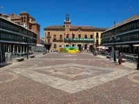Plaza Mayor Almagro