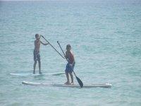 Scuola di paddle surf