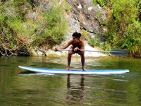 Paddle surf a Torremolinos