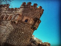 tower in almagro