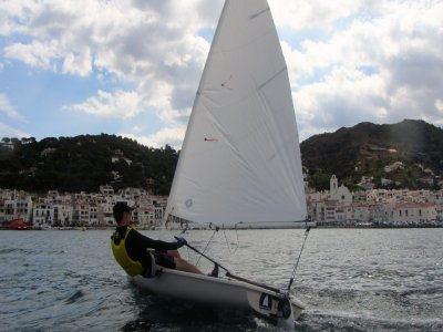 El Club Náutico Port de la Selva  Vela