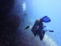潜水与海洋自由