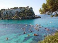 Rutas en canoa en Menorca