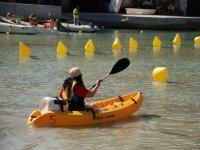Alquiler de canoas