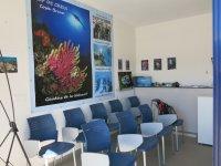 潜水学校教室