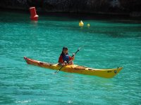 Rutas en kayak autovaciable