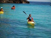 Ofertas de kayak en Menorca