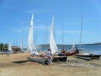 Aprender a navegar en Menorca