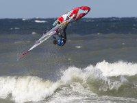 Saltos de windsurf