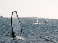 Iniciación al windsurf en Menorca