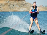 Esquí acuático en Menorca