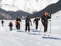 esquiando a fondo