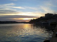 Navegar en barco en Menorca