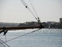 Alquiler de embarcación a vela