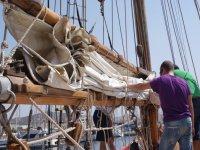 Jarcia del barco