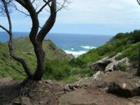 La costa de Menorca haciendo senderismo
