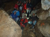 Company events and caving